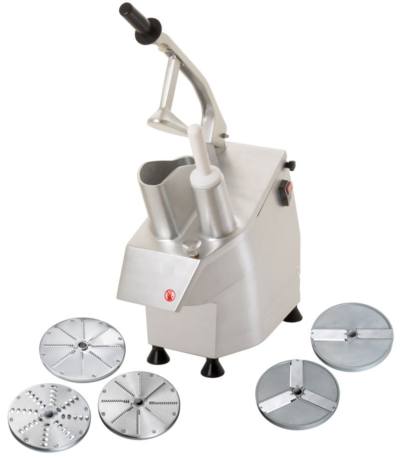 Masina | robot | aparat pentru taiat legume, cu 5 discuri incluse