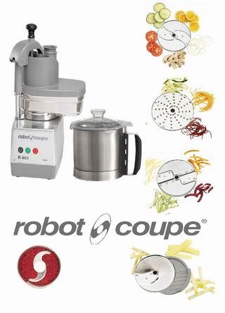 Robot taiat legume + cutter R401 - 4.5L