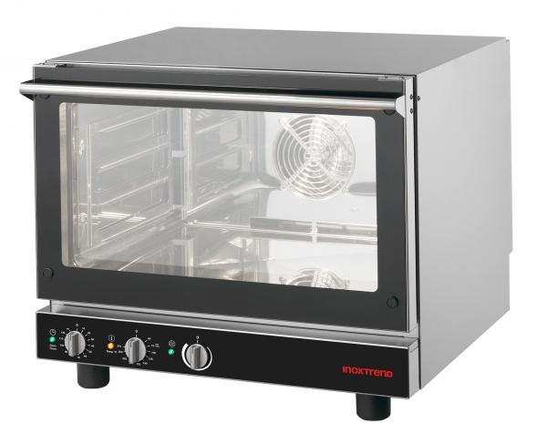 Cuptor Snack electric, analog, 4 tavi GN 1/1 sau patiserie 600x400 mm