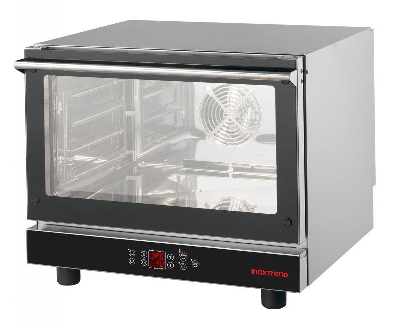 Cuptor Snack electric, cu programare, 4 tavi GN 1/1 sau patiserie 600x400 mm