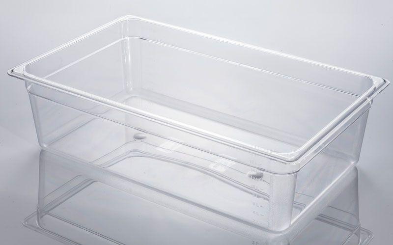 Tava gastronorm   GN 1/1-200 mm policarbonat
