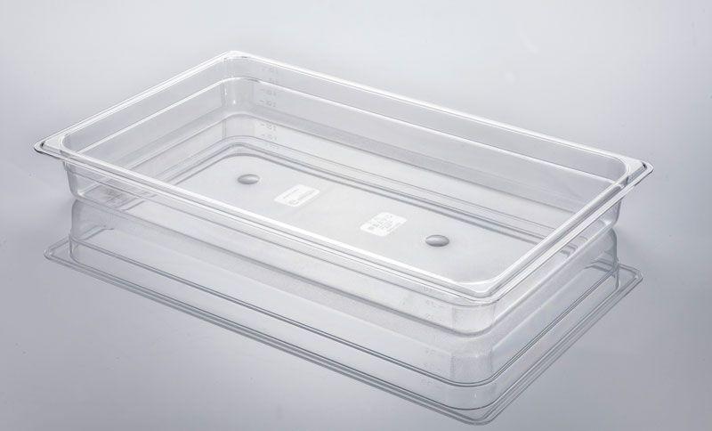 Tava gastronorm   GN 1/1-65 mm policarbonat