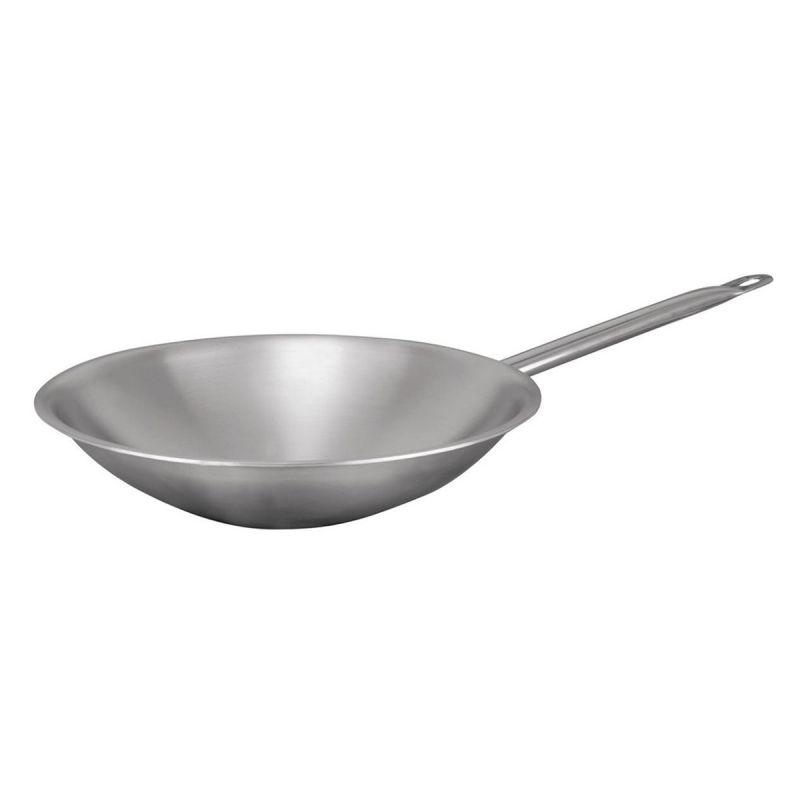 Tigaie wok inox D38cm