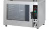 Cuptor profesional LenghtWise pe gaz Combi, touch screen, 7 tavi GN 2/1