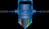 Filtru dedurizator cu cartus BestMax Smart 35 7800 litri