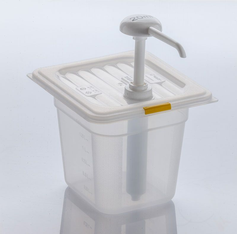 Dispenser | Dozator mustar 2 litri