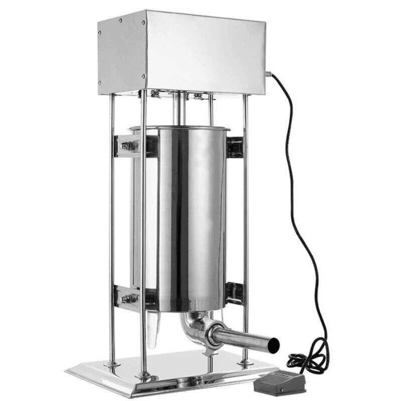 Aparat | Masina umplut carnati electrica verticala, 15L