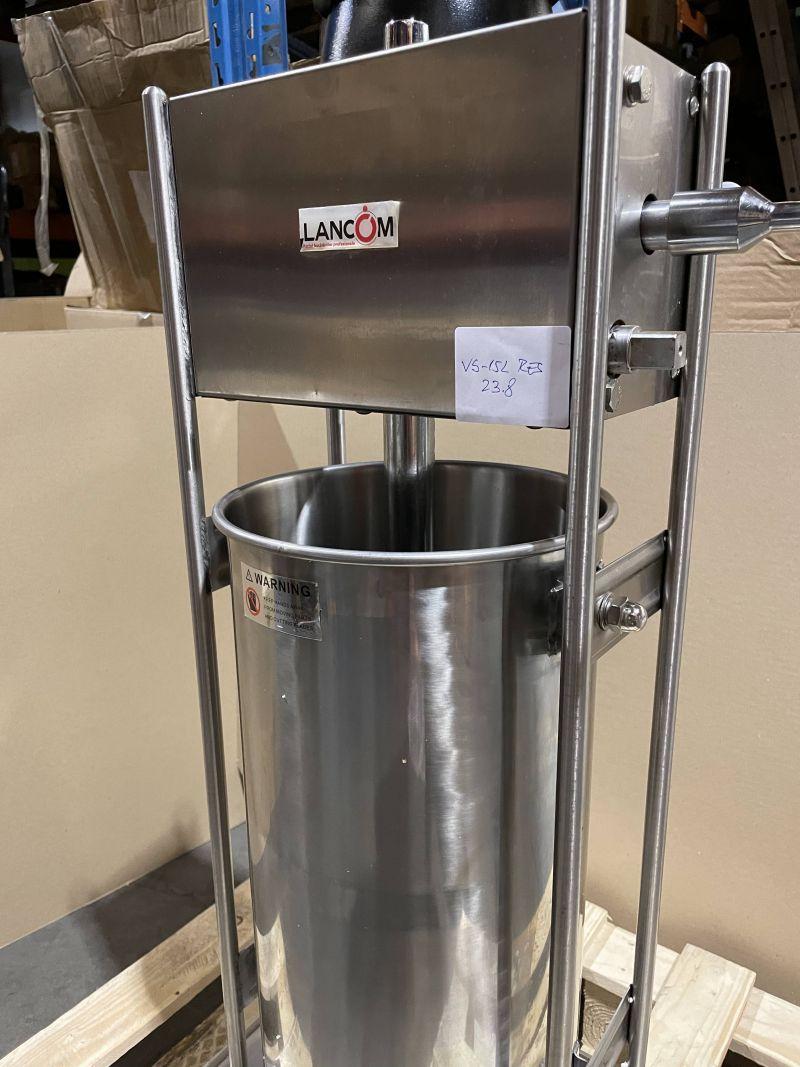 Aparat carnati 15 litri - RESIGILAT